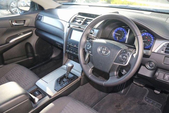 2017 Toyota Aurion AT-X GSV50R Silver