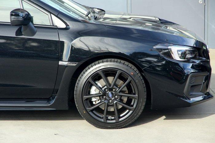 2019 Subaru WRX Premium V1 MY20 Four Wheel Drive Black