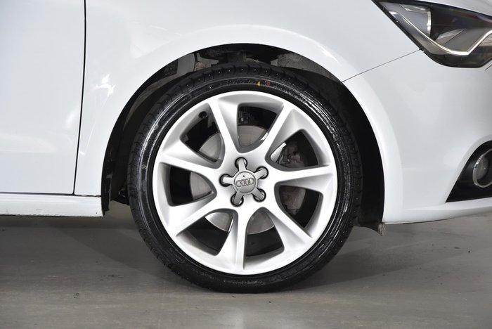 2014 Audi A1 Ambition 8X MY14 White