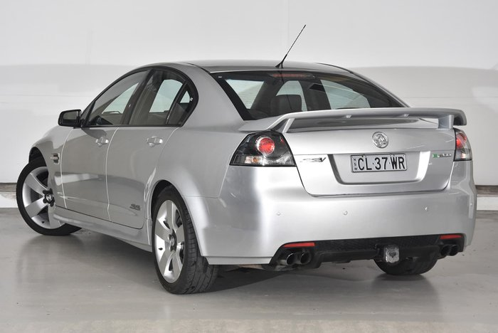 2010 Holden Commodore SS V VE Series II (Silver) for sale in