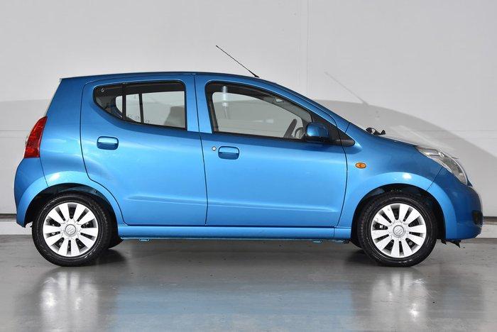 2014 Suzuki Alto GL GF Blue
