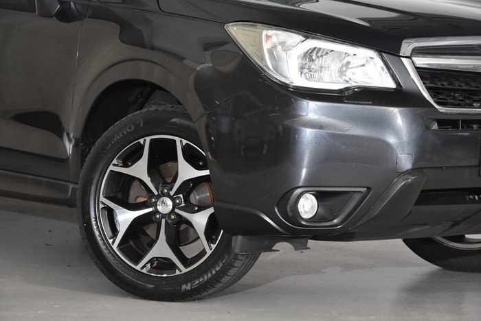 2013 Subaru Forester 2.5i-S S4 MY13 Four Wheel Drive Grey