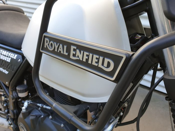 2019 ROYAL ENFIELD HIMALAYAN null null null