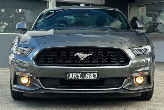 2017 Ford Mustang FM MY17 Grey