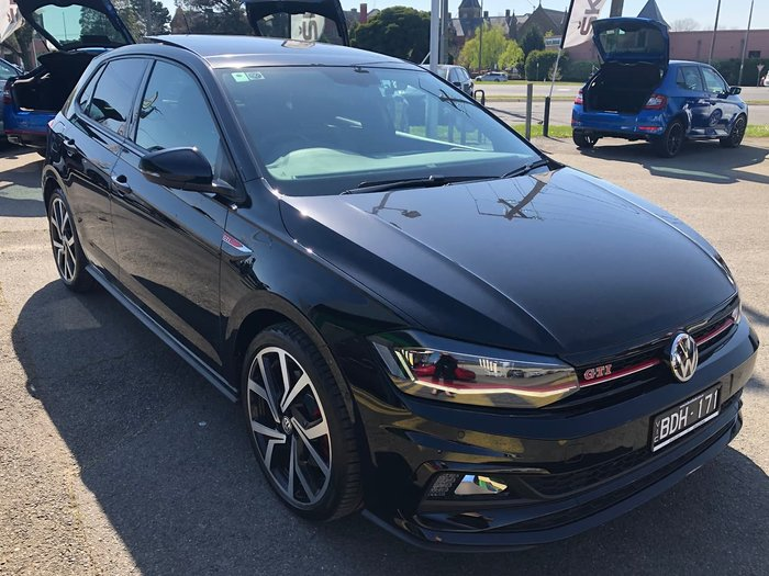 2018 Volkswagen Polo GTI AW MY19