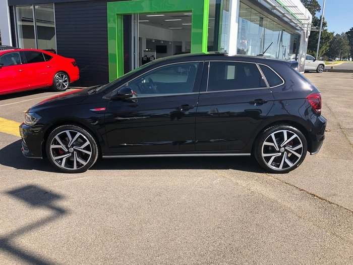 2018 Volkswagen Polo GTI AW MY19 Black