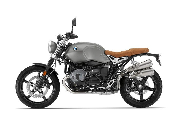 2018 Bmw R Nine T Scrambler