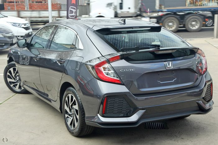 2019 Honda Civic 50 Years Edition 10th Gen MY19 Grey