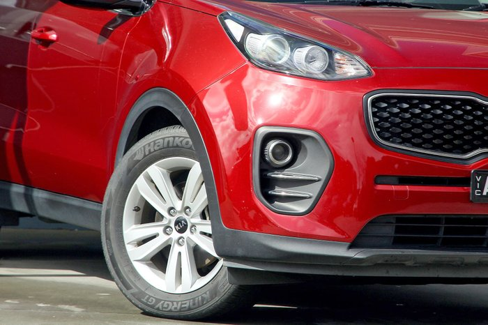 2016 Kia Sportage Si QL MY16 Red
