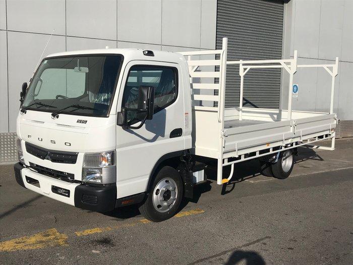 2019 Fuso Canter 515 Wide FEB21ER3SFAN White