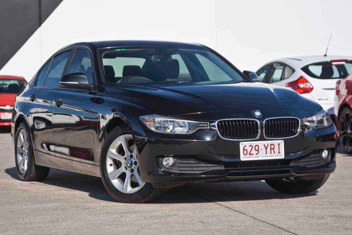 2012 BMW 3 Series 320d F30 MY13 Black
