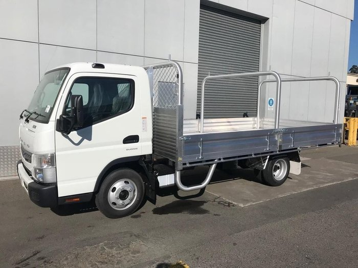 2019 FUSO CANTER 515 FEB21ER3SFAC null null White