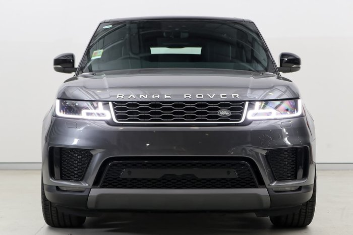 2019 Land Rover Range Rover Sport SDV6 183kW SE L494 MY19.5 4X4 Constant Grey