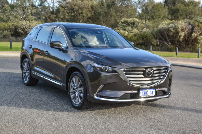 2019 Mazda CX-9 GT TC 4X4 On Demand Bronze