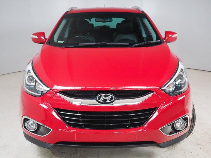 2015 Hyundai ix35 SE Series II MY15 Red