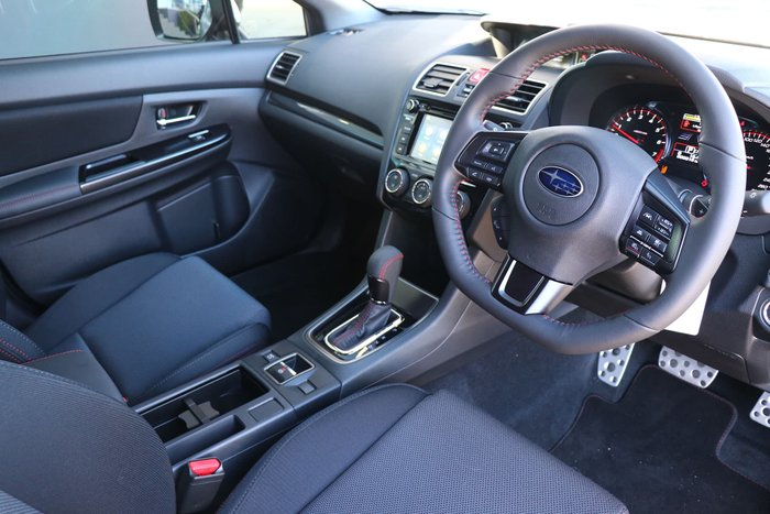 2019 Subaru WRX V1 MY20 Four Wheel Drive Silver