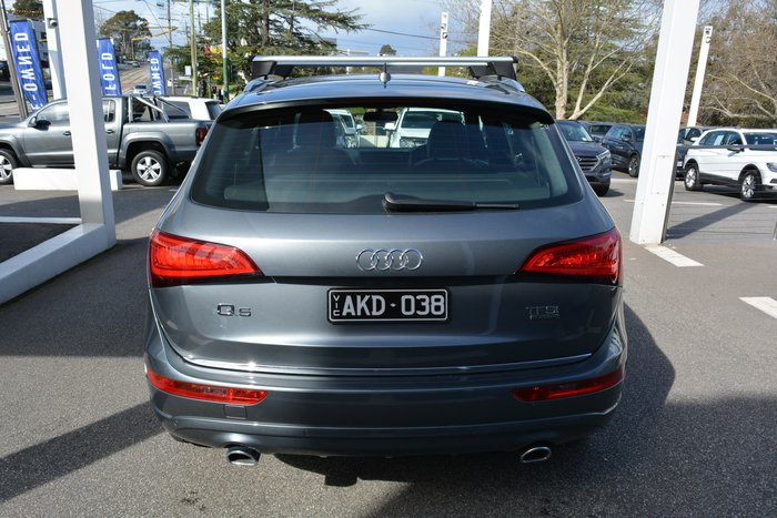 2016 Audi Q5 TFSI Sport Edition 8R MY16 Four Wheel Drive Grey