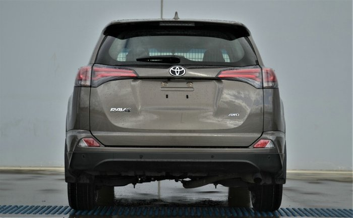 2016 Toyota RAV4 GX ALA49R 4X4 On Demand LIQUID BRONZE