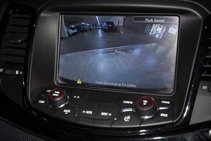2014 Holden Commodore SV6 VF MY14 Black