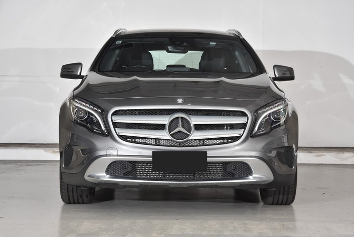 2015 Mercedes-Benz GLA250 X156 Four Wheel Drive Grey