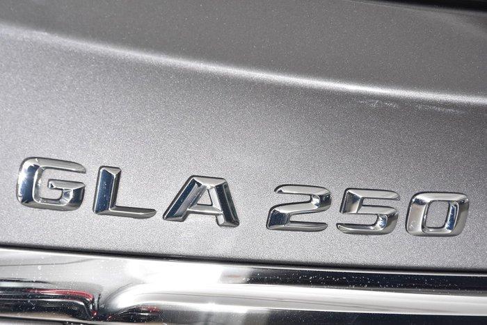 2015 Mercedes-Benz GLA-Class GLA250 X156 Four Wheel Drive Grey