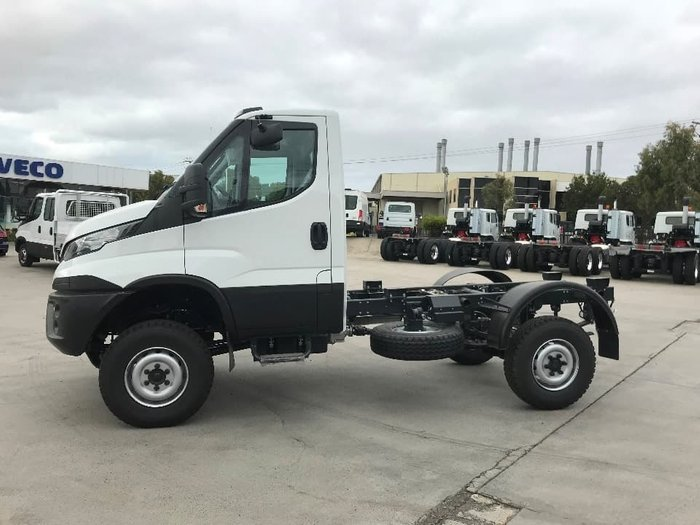 2019 Iveco Daily 55S17W null White