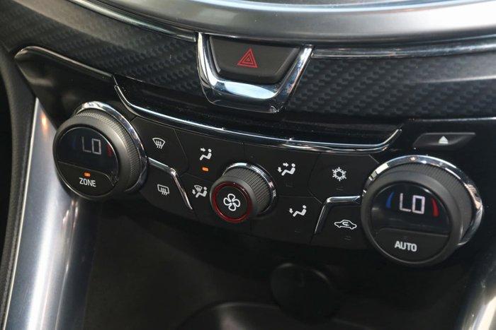 2015 Holden Commodore SS V Redline VF MY15 White