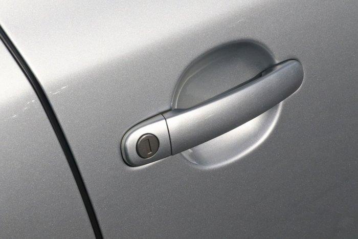 2011 SKODA Octavia 103TDI 1Z MY11 Silver