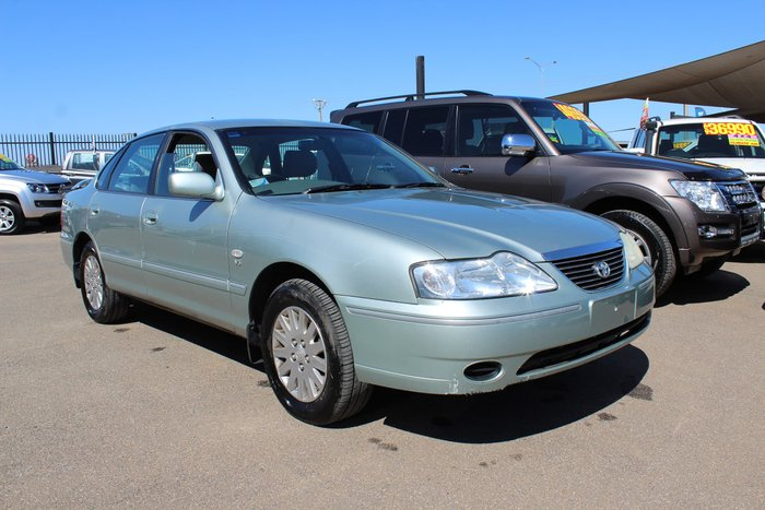 2003 Toyota Avalon GXi MCX10R Mark III Green