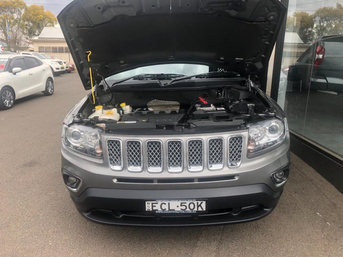 2013 Jeep Compass Limited MK MY13 Grey