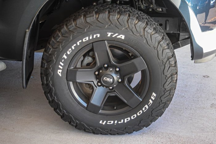 2014 Ford Ranger Wildtrak PX 4X4 Dual Range Grey