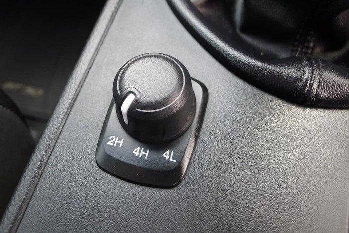 2016 Mazda BT-50 XT UR 4X4 Dual Range Blue