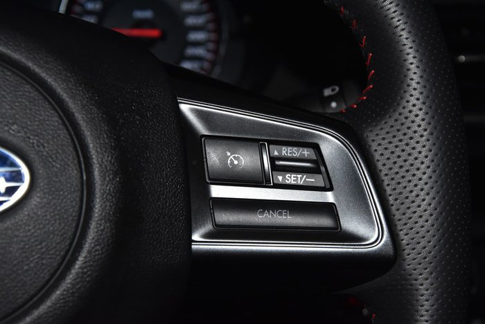 2019 Subaru WRX STI Premium V1 MY19 Four Wheel Drive Silver