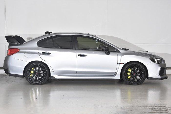 2019 Subaru WRX STI spec.R V1 MY19 Four Wheel Drive Silver
