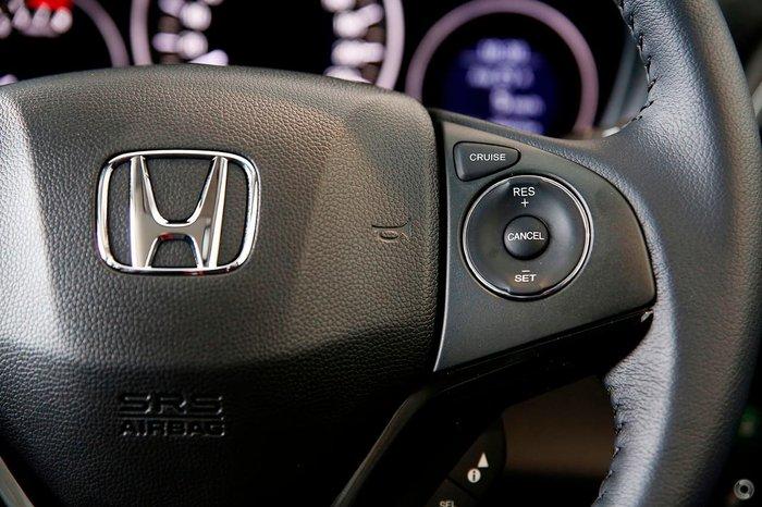 2019 Honda HR-V VTi-S MY20 Lunar Silver