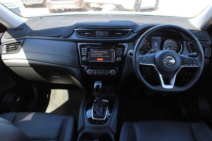 2017 Nissan X-TRAIL Ti T32 Series II 4X4 On Demand Blue