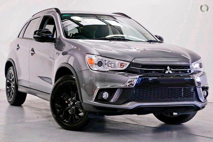 2018 Mitsubishi ASX Black Edition XC MY19 Grey