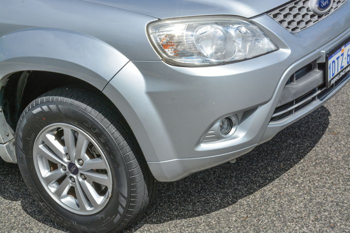 2011 Ford Escape ZD MY10 4X4 On Demand Silver