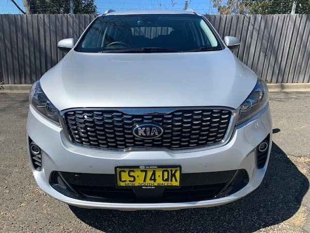 2018 Kia Sorento Si UM MY18 4X4 On Demand Silver