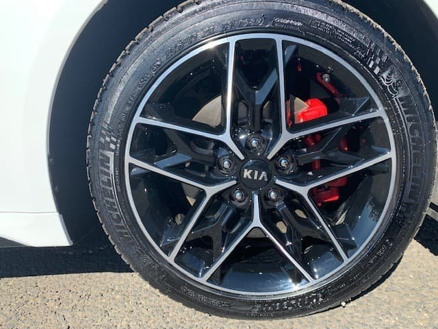 2017 Kia Optima GT JF MY18 White