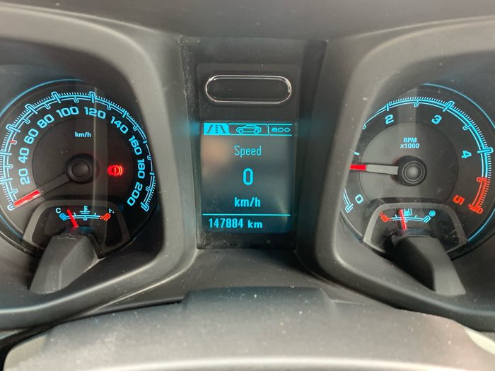 2014 Holden Colorado LTZ RG MY14 4X4 Dual Range Grey