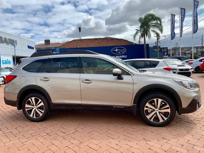 2019 Subaru Outback 2.5i Premium 5GEN MY19 Four Wheel Drive Brown