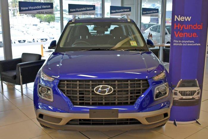 2019 Hyundai Venue Active QX MY19 Blue