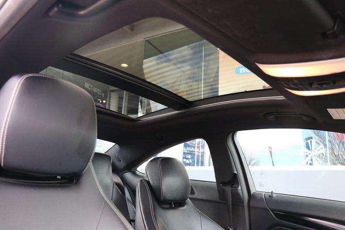2011 Mercedes-Benz C180 BlueEFFICIENCY C204 Silver