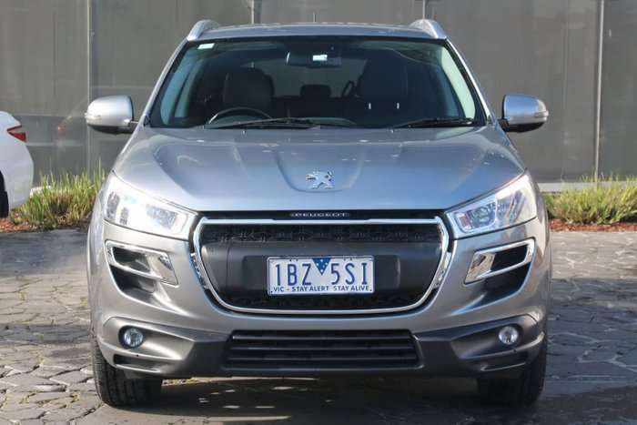 2013 Peugeot 4008 Active MY13 Silver