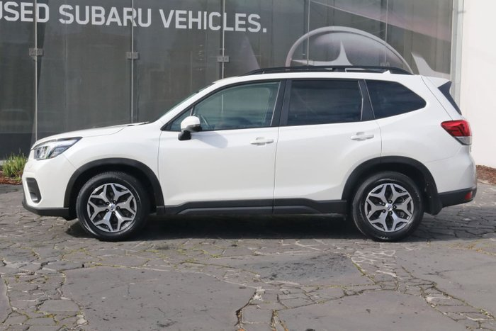 2018 Subaru Forester 2.5i S5 MY19 Four Wheel Drive White