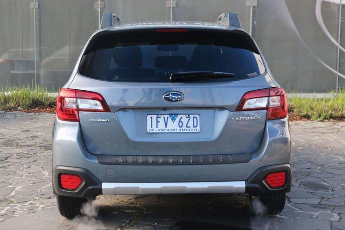 2015 Subaru Outback 3.6R 5GEN MY15 Four Wheel Drive Blue