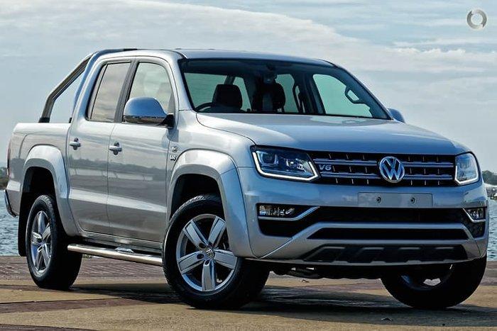 2019 Volkswagen Amarok TDI550 Highline