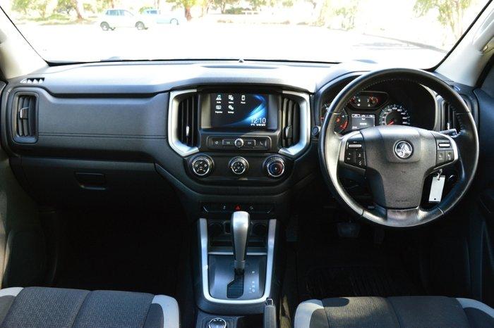 2017 Holden Colorado LT RG MY18 4X4 Dual Range BLUE
