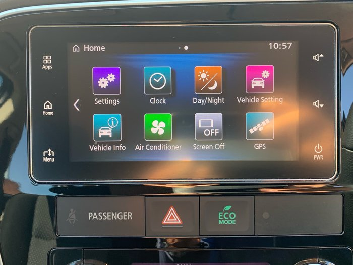 2018 Mitsubishi Outlander ES ZL MY18.5 Silver